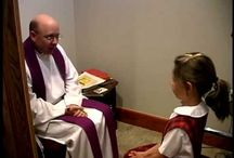 First Reconciliation / First Reconciliation - First Confession - As Catholic children prepare for their First Holy Communion  Sacrament they will also prepare for their First Reconciliation. This is a special part of the First Communion programme as it is a time for each child to understand their responsilibities and Catholic faith as they make their First Penance.