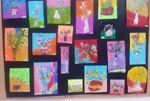 okul öncesi sanat etkinlikleri