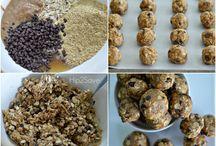 no bake snack balls