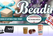 Newsletters / Sign up for Beadworks UK weekly newsletters to find out the latest in what we have to offer.