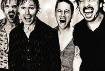 Anton Corbijn - Foo Fighters / Dutch Photographer