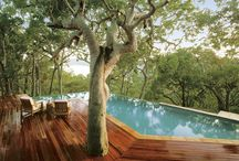 Houses | Outdoor Spaces / by Kit Stansley