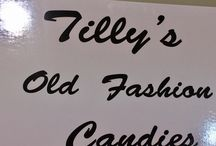Tilly's Old Fashioned Candies
