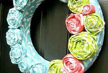 Feeling Crafty / by Stephanie Allred