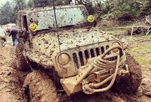 Bring on the mud. / by Haley Carleton