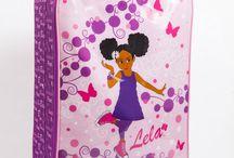 New Lela Trolley Case / Great for glamorous getaways