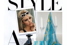 talking about... silk scarves