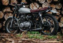Motos brat style