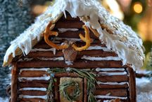 cingerbread houses