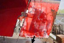 Come allungare il timone / Questa è la pala del timone della barca a vela Valà, un Freedom di 28 piedi, progetto Gary Hoyt, costruzione americana. Secondo il proprietario, io, la pala è piccola e allora per pasticciare e sfidare le leggi della fluidodinamica decidiamo (decido) per una prolungamento della pala, con materiale espanso.