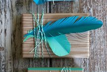 Gift Wrap and Package Design