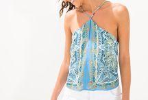 blusinhas verão