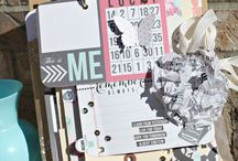 Chipboard albums