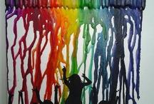 cryons art