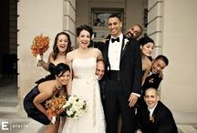 elario bridal party shots