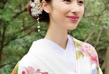 Kimono: Kanzashi,Hair Accesseries & More