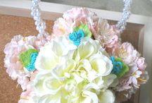 soldout 和装ブーケ / soldoutになってしまったブライダル・ベルLuckの和装ブーケです。 http://bridalbell-luck.ocnk.net/