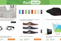 Flash Steals Coupon Codes / FlashSteals.com is an online portal that sells electronic products, accessories, Home decor and variety of Deals. Flash Steals update deals everyday at 12PM EST. Flash Steal aims to search the best deal for you at great value & in case if you have any problem in your order they are there to solve it with 24/7 customer service.
