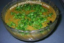 Sambar, Rasam, Charu etc - Gayatri Vantillu