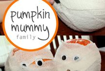 Halloween Party ideas / by Jennifer Matheos Rice