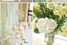 Hosting parties / by Heather Clark