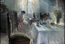 Art - Bertha Wegmann (1847-1926)