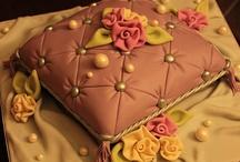 cakes pillow