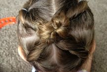 young girls hairstyles / by Jenny Caamal