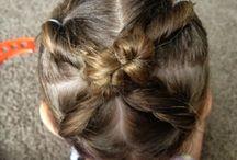 Kid's hair