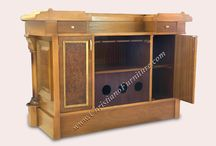 Custom Commercial Bars / Christiano Furniture offers you European quality home bars, Custom Commercial Bars, custom bars, bar stools, bedrooms, dining rooms, living rooms, commodes and much more. Order now and save money.