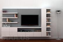 Estanteria Television