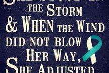 I HATE Cancer!! / by Leatha Kendrick