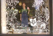 Inspiratie raam decoratie