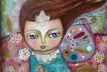 Pintura com amor / by Ise Maria Côrte-Real