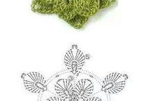 zöld viràg