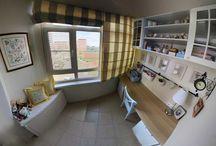 Рукодельная комната / Комната для шитья и вышивки