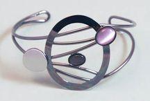 Armbånd sølv