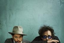 Tim Burton and co.