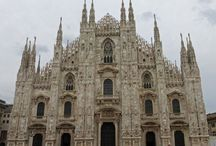 Milán, Italia / Qué ver y hacer en Milán, guía turística completa de la ciudad. http://queverenelmundo.com/Italia/Lombardia/Milan/Que-ver.php