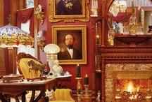 luxus interiér
