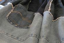 jeans quilt for algene