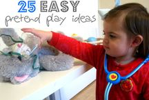 Toddler preschool activities / by Linda Cozzi