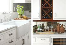 Kitchen / Inspirational items and ideas for our kitchen / by SJG