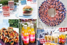 party inspiration / by Melissa Corrow-Murphy