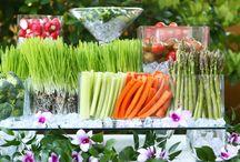 Veggies / Stuff that's good for you