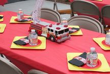 fireman party / by Lynnette Niles