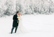 Wedding in Arctic Snowhotel / How to have a dream wedding in Lapland in Finland