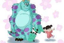 Disney: Monsters Inc