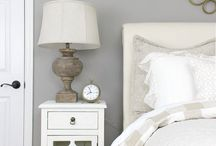 Paint Colors Gray / A board dedicated to beautiful spaces painted with gray paint colors along with the paint brand and name.