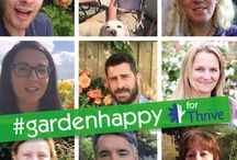 #GardenHappy / We're supporting the charity Thrive with the #GardenHappy challenge - simply share a photo or video saying why gardening makes you happy and text THRI53 £5 to 70070 to donate today!